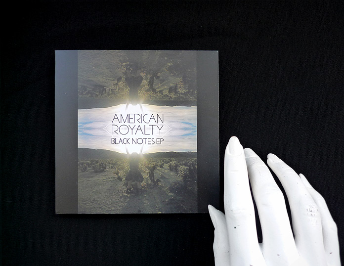 American Royalty - Front Cover