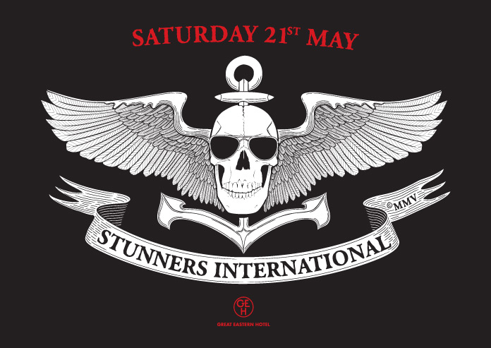 Stunners International Flyer Front