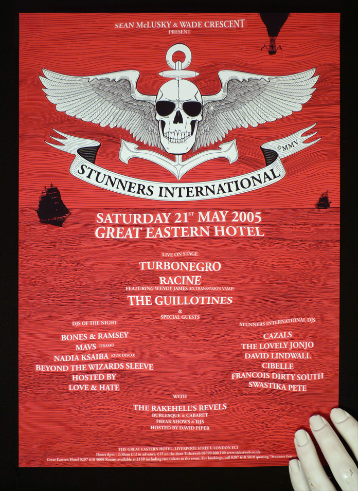 Stunners International Poster
